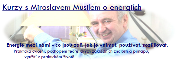 Miroslav Musil kurzy