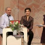 kartářka Helen Stanku a Miroslav Musil v Sama doma