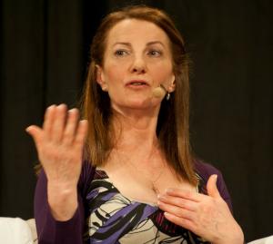 Lorna Byrne v Praze