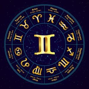 Znamení zvěrokruhu- Blíženci