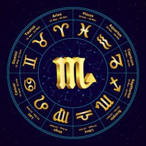 Znamení zvěrokruhu - Štír