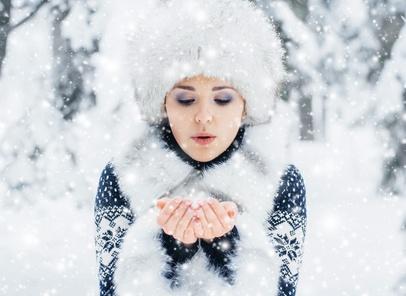Sněhová magie