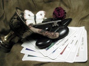 Magické karty, rituály, obřady