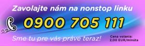 Kartářky na Slovensku, banner malý