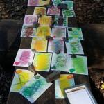 Karty kartářky Helen Stanku