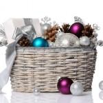 Vánoční koš