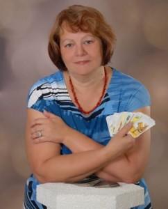 Kartářka Marie