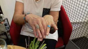 Marta Kubisova prsteny